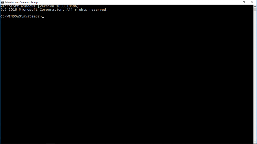 Opening command prompt using python