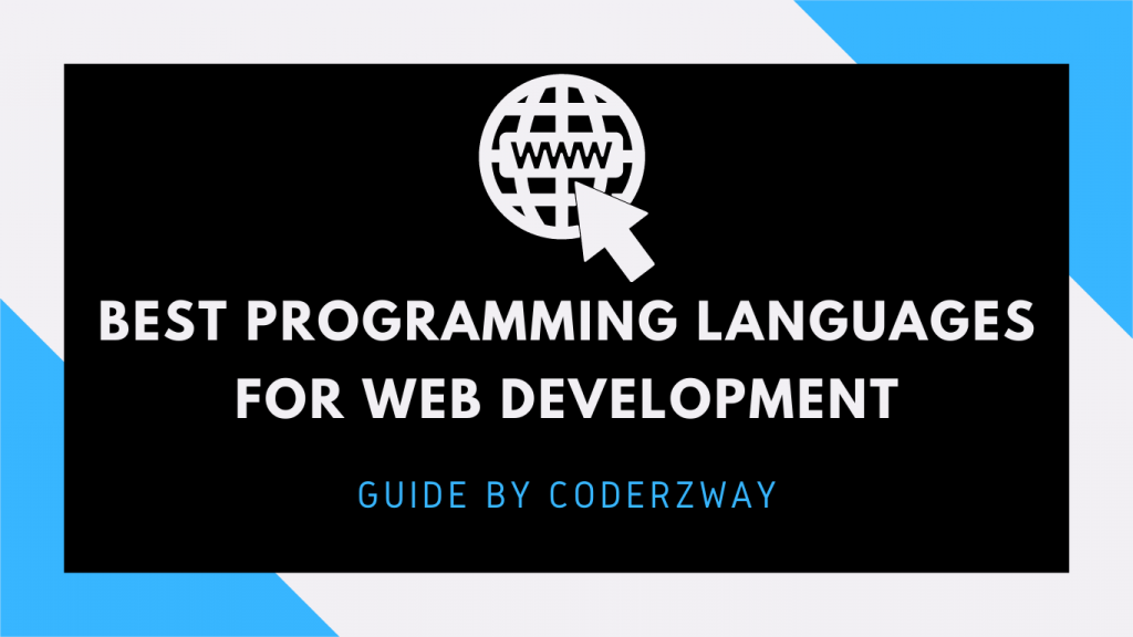 programming languages used for web development