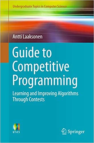 Best books for competitive programming